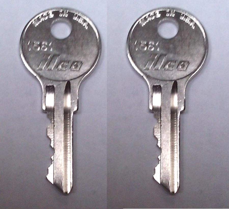Replacement Key 1919 EZ-GO