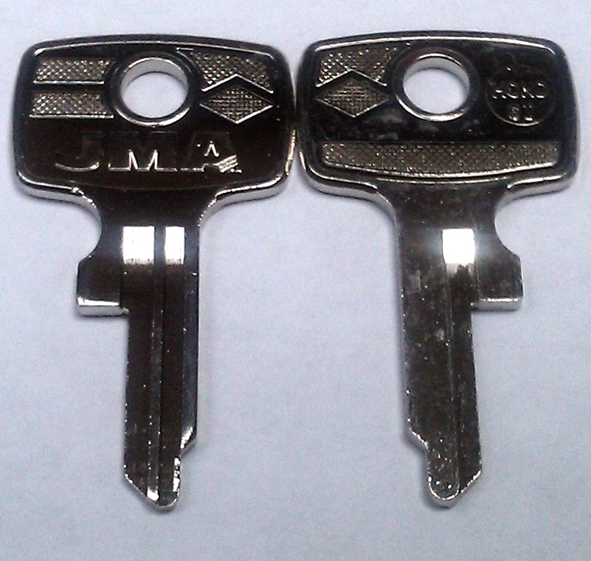 1962-74 Honda HD11 Key Codes T5222-T5999 T1333-T1666