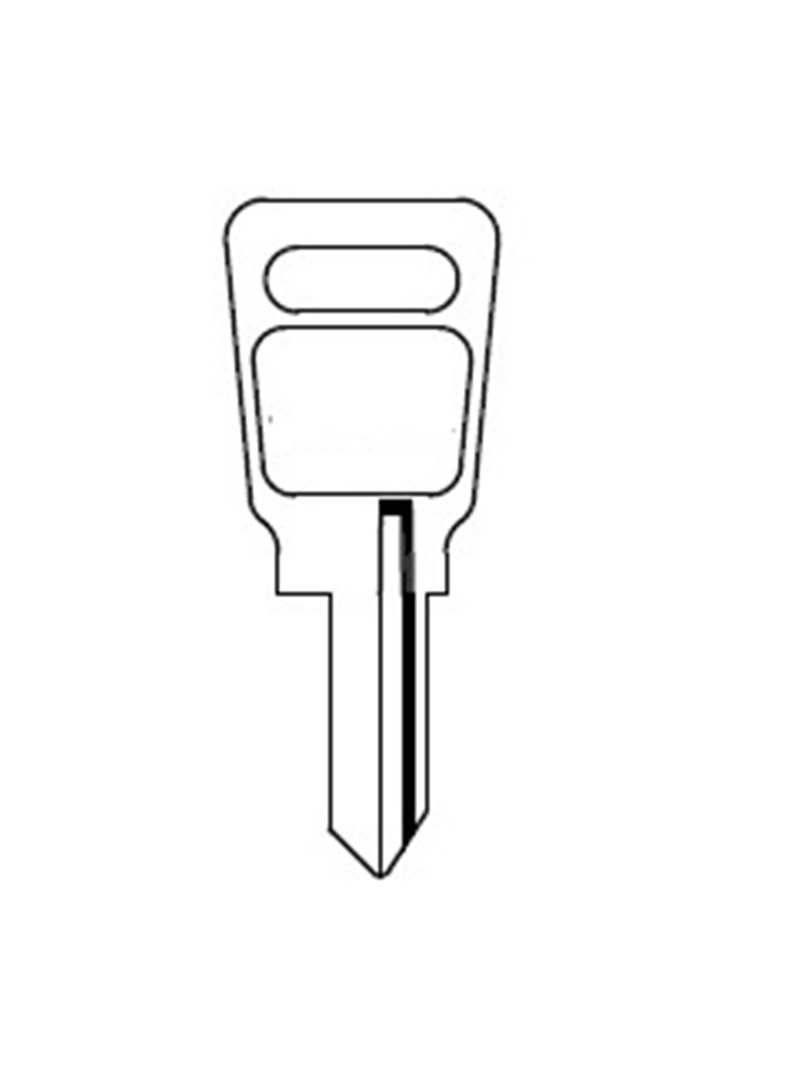 1962-74 Honda HD68 Key Codes H7079-H8980