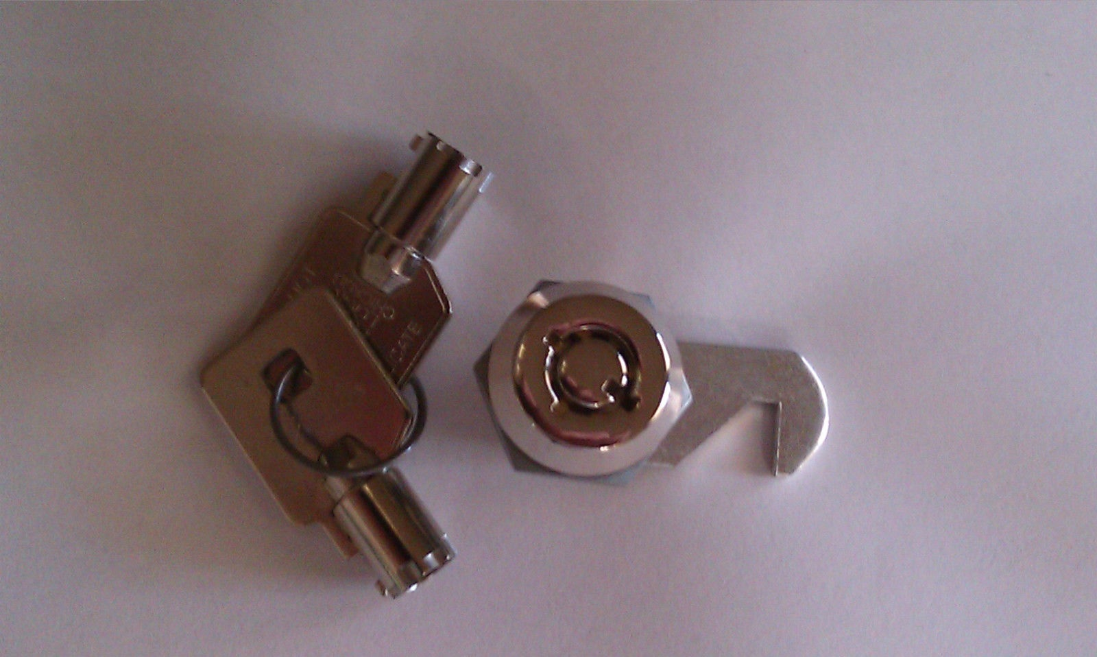Truck Tool Box Lock Replacement >> Kennedy Tool Box Lock Standard Cylinder Hook Cam [MFW1012] - $16.50 : Motorcycle Key Blanks ...