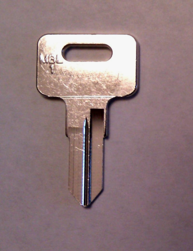 Mobella SouthCo Boat Key Cut to Code