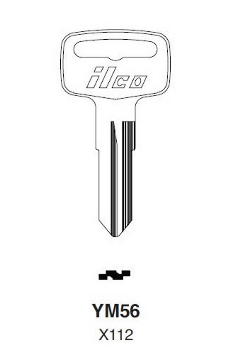 YM56 Polaris Key