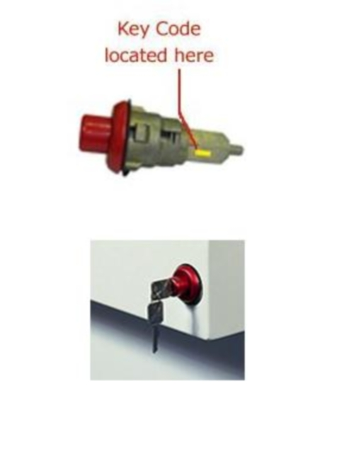 Weather Guard Tool Box Keys Cut To Codes K001 K100 Ra4