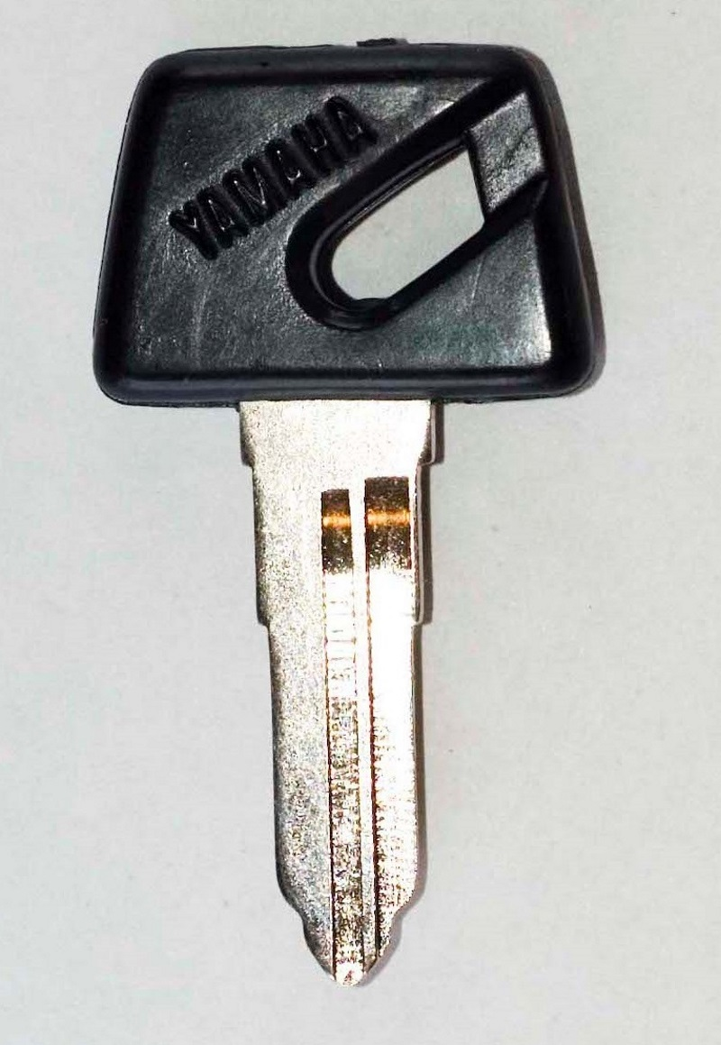 Yamaha Venture Royale Key Blank