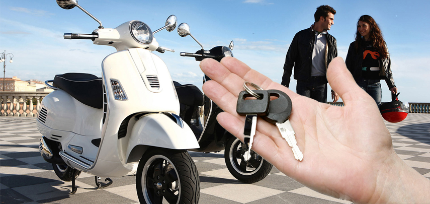 Scooter Keys